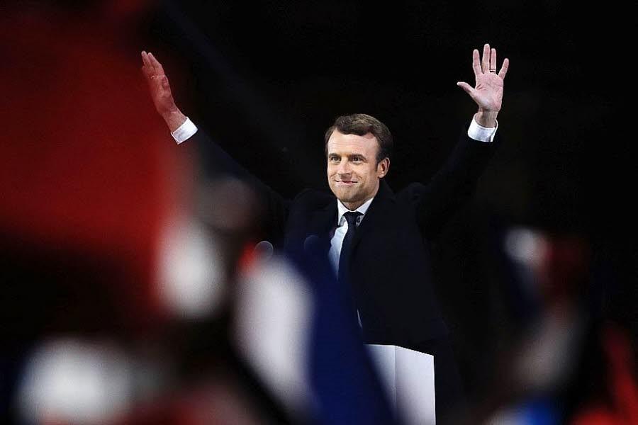 Election d'Emmanuel Macron le 7 mai 2017 avec plus de 65% des voix : impact pour les professions du droit